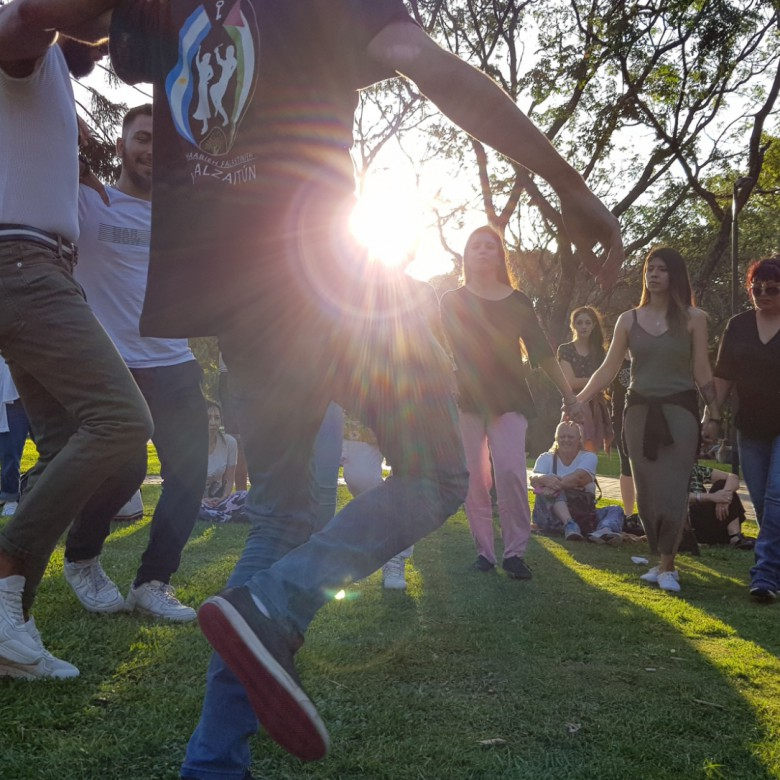 Danzas árabes